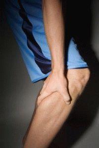Боль в ногах при ходьбе