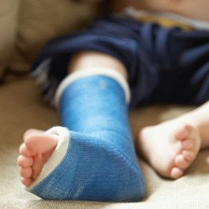 Детские травмы кости