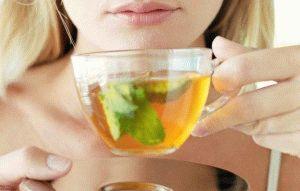 Чай из лекарственного сбора