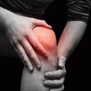 Ушиб колена