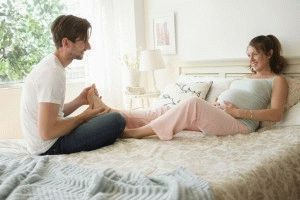 Боли в мышцах у беременной