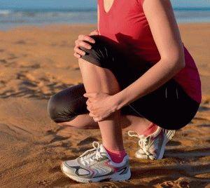 Забота о коленях