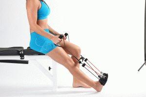 Укрепление ступней и лодыжек