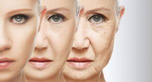 Старение женщины