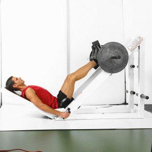 Укрепление мышц ног
