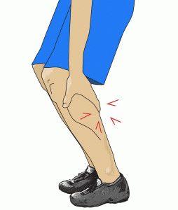 Судорожное сокращение мышц