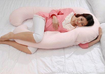 При беременности во время сна болят бедра