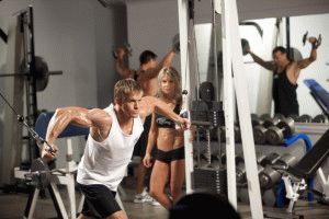 Тренировки тела
