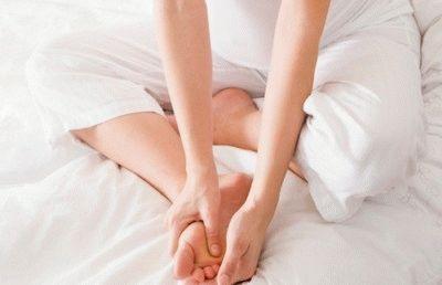 Ноги горят при беременности