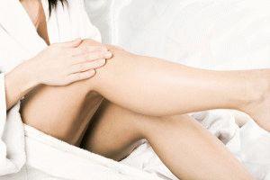 Ноги беременной