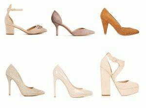 Высота каблуков