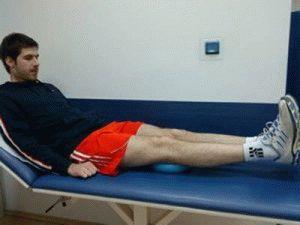 Кинезитерапия ног