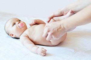 Массаж для малыша