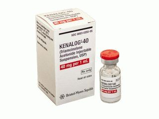 kenalog steroid injection manufacturer
