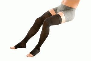 Лимфостаз ног