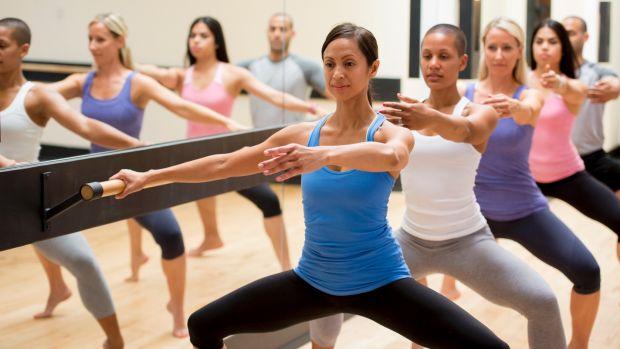 Упражнение для внутренней поверхности бедра для женщин