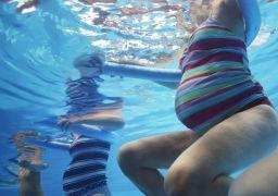 Уход за ногами во время беременности