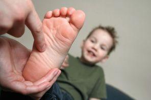 Виды плоскостопия у детей