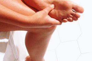 Воспаление мягких тканей стопы