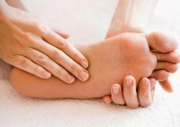 Лечение онемения ног