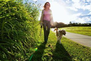 Почему болят ноги после ходьбы