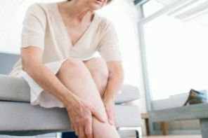 Отёки ног у пожилых