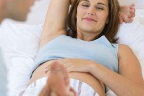 Массаж ног при беременности