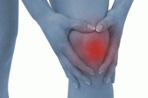 Повреждение мениска колена