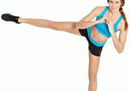 Упражнения для повышения упругости ягодиц и бёдер
