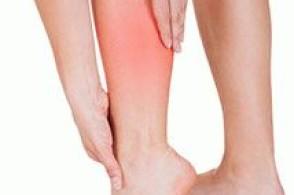 Отёк и покраснение ноги
