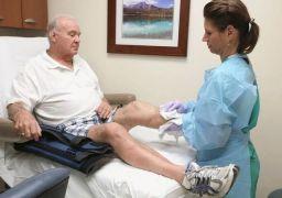 Лечение в домашних условиях ушиба ноги