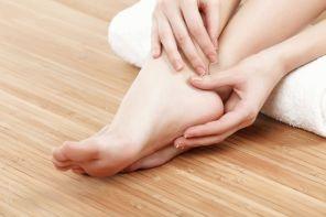 Как лечить шпоры на ногах