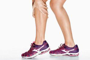 Первая помощь при судорогах ног