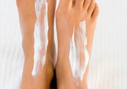 Мази от отёков ног