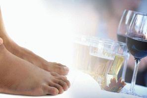 Как влияет алкоголь на здоровье ног