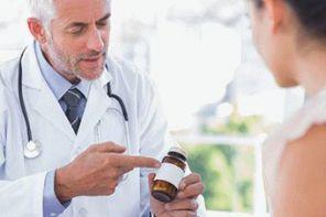 Лекарства от онемения ног