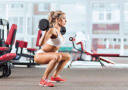Упражнения для увеличения бёдер и ягодиц