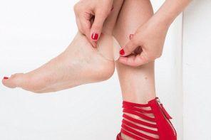 Почему от мозоли опухла нога