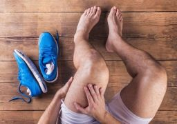Воспаление суставов на ногах