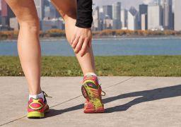 Почему болит нога выше пятки