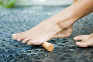 Упражнения для стоп при вальгусной деформации