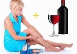 Почему болят ноги после алкоголя