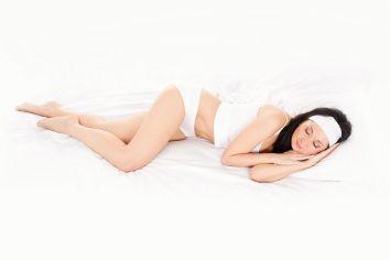 Боль в бедре при лежании на боку