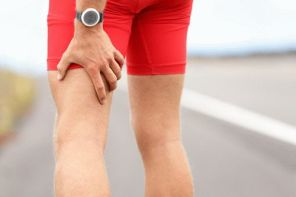 Как вылечить боль под коленом сзади