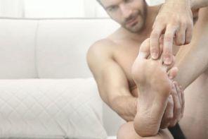 Онемение пальцев левой ноги