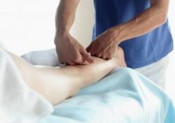 Как снять отёк после перелома ноги