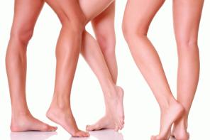 Причины отёков ног у женщин