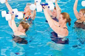 Плавание при артрозе коленного сустава