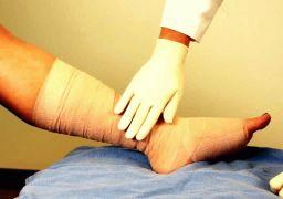 Лечение ран на ногах при сахарном диабете