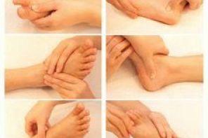 Китайский массаж стоп